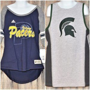 Other - Reseller 10pk Youth Pacers Spartans Tops